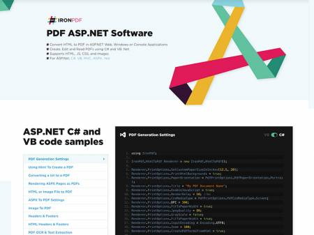 Скачать ASP. NET C# PDF Software